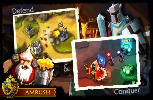 Ambush   exkluzivní tower defense hra