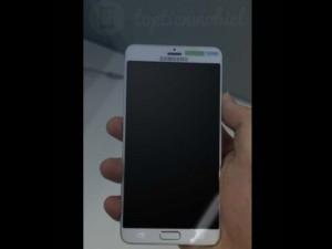 Uniklé foto Samsung Galaxy S6 prototyp