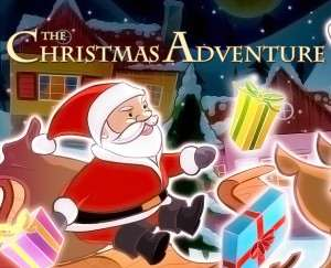 Android hra The Christmas Adventure