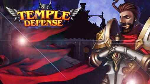 Temple Defense android hra