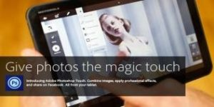 Adobe Photoshop Touch aplikace android download