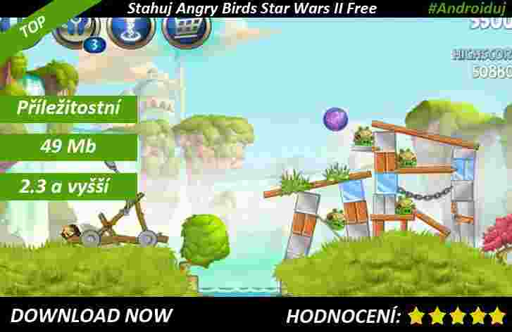 Angry Birds Star Wars II android