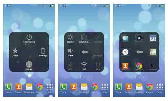 EasyTouch aplikace android