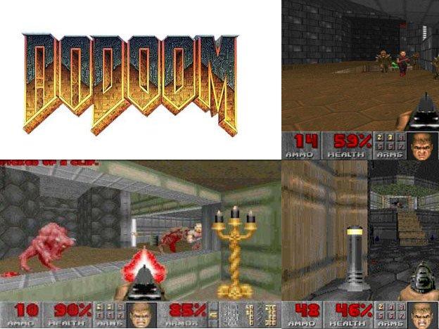 Doom 1 na mobil ke stažení