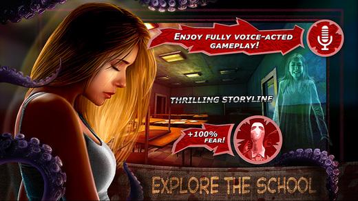 Slender man origins 3: Abandoned school - android games / hra