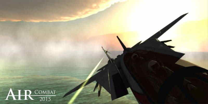 Air Combat android hry
