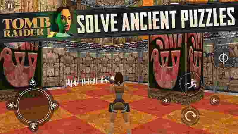 Stahuj akční hru Tomb Raider I