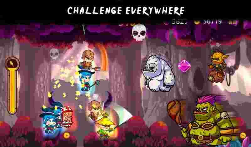 Stahuj úžasnou hru Fantasy Fight