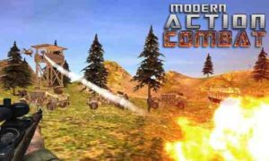 Moder Action: Combat - android hry, games