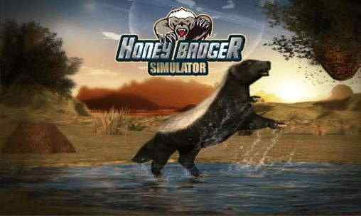 Honey Badger - android game, hra
