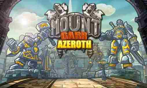 Azeroth - android hra, game
