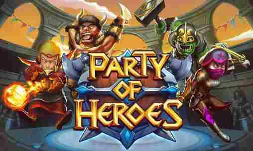 Party of Heroes - android hra, game
