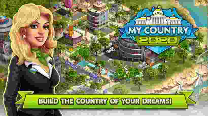 My Country 2020 - android hry, games android