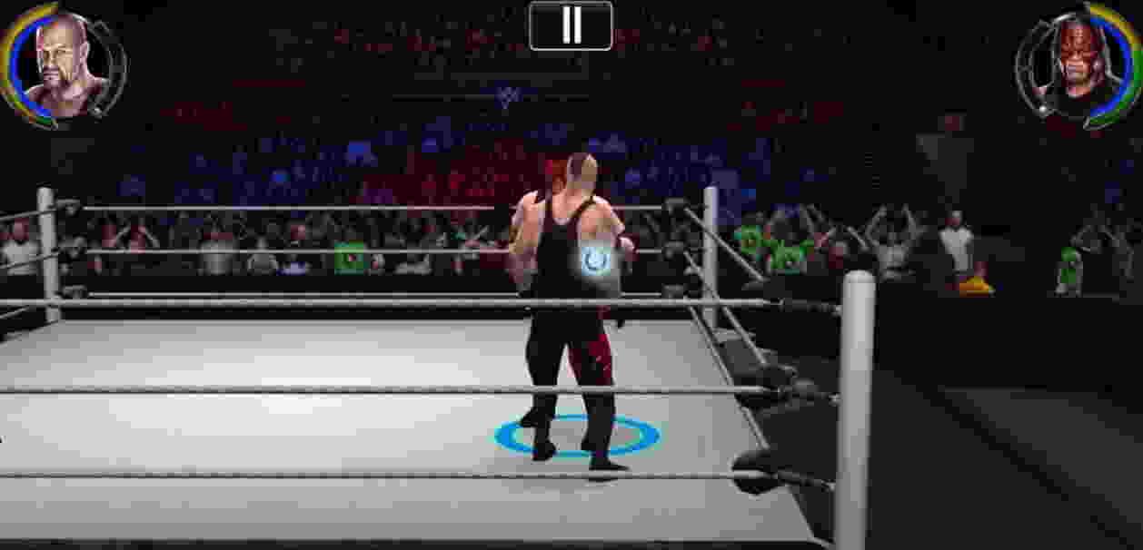 WWE 2K - Android hra ke stažení