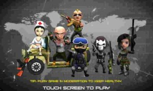 Mordern World War: Attack Fire - android hry, games