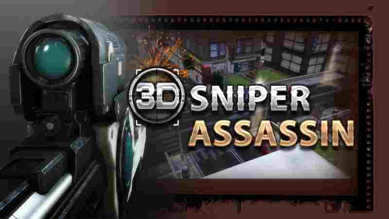 Sniper 3D Assassin: Free Games, hry zdarma