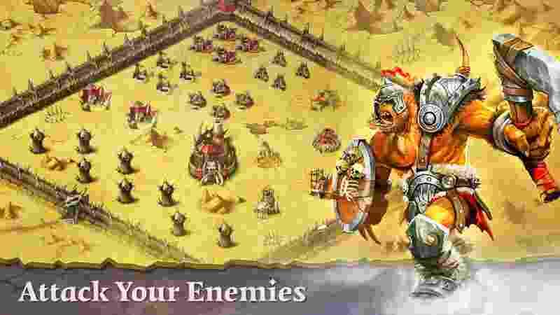 Emporea - android game, hra
