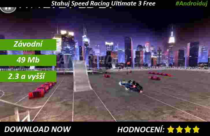 Speed Racing Ultimate 3 [49.2 Mb] android