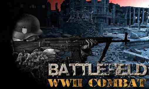 Battlefield: WW2 combat android hry, games