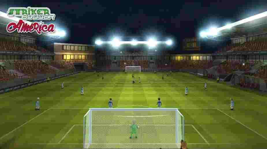 Striker Soccer America 2015 - android hry
