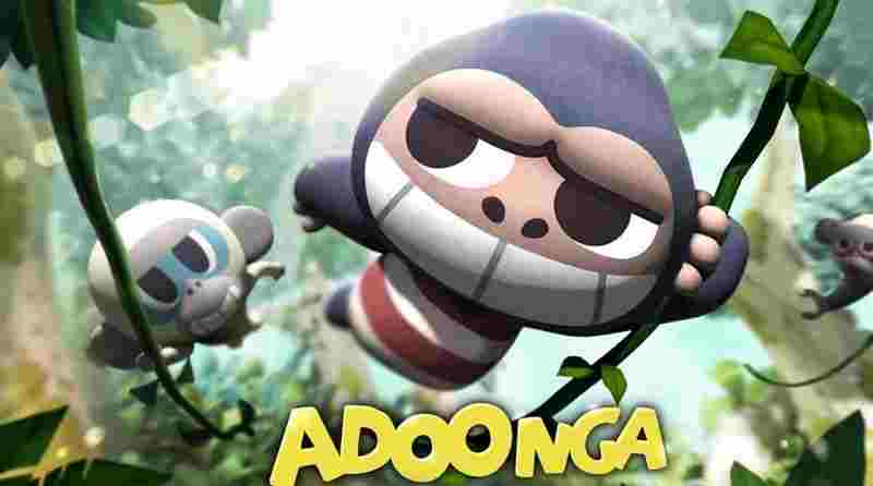 Adoonga - android hra