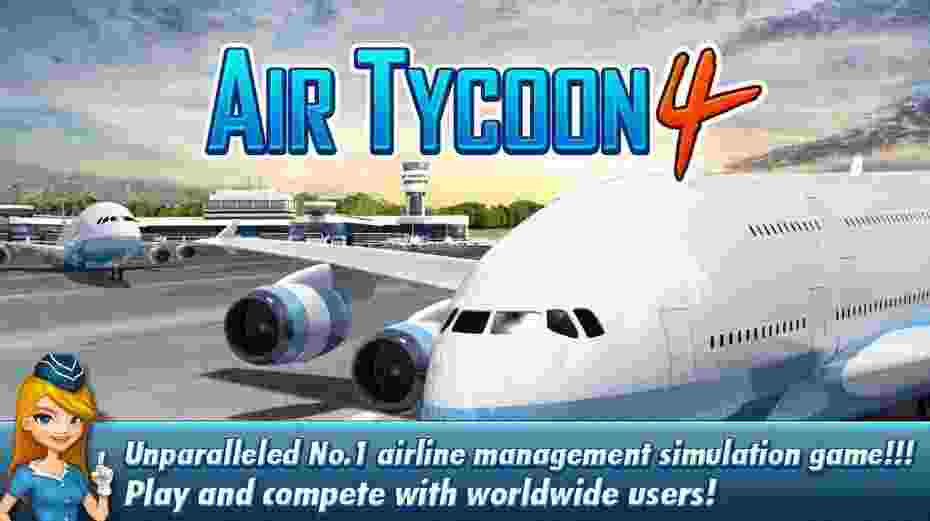 AirTycoon 4 - hry na mobil