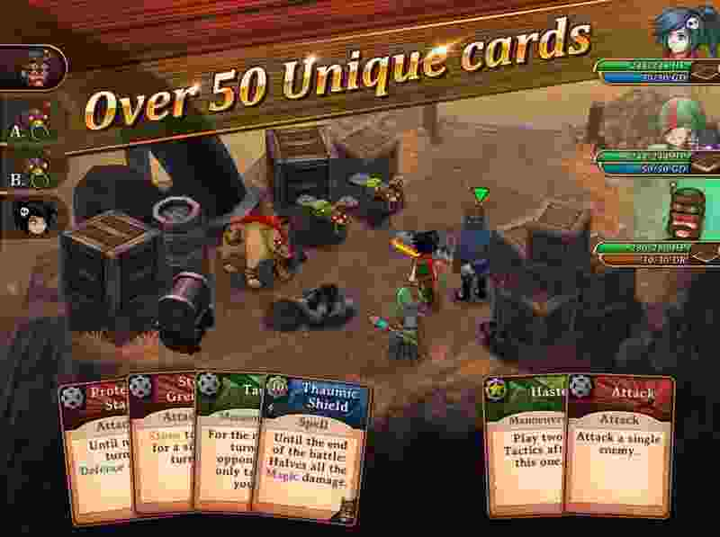Trulon - The Shadow Engine - android hry, games