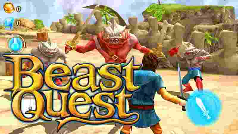 Beast Quest - android game, download game android