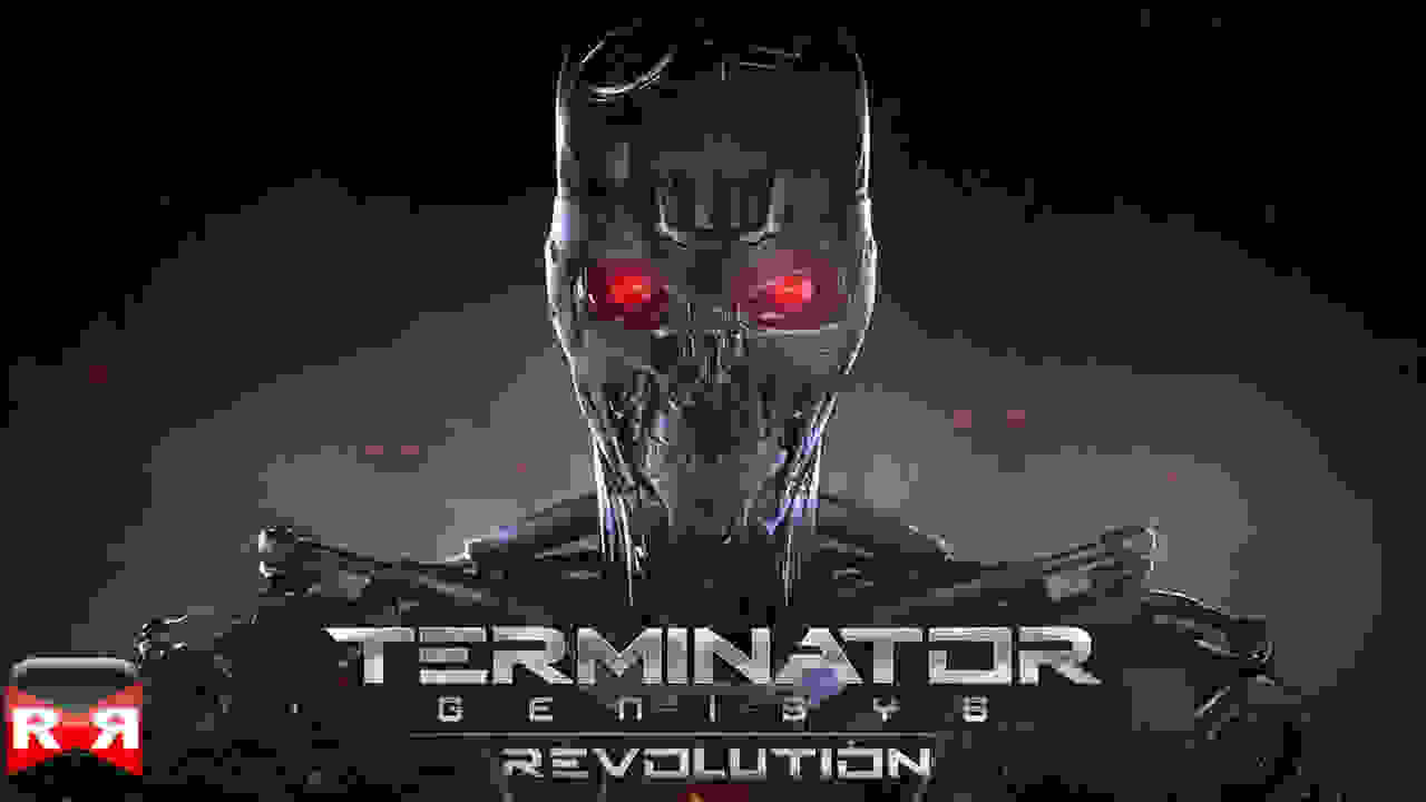 Terminator Genisys : Revolution - android games, hry zdarma