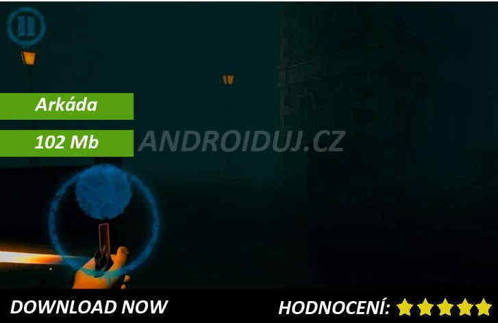 Stahuj android hru Slender: Noire