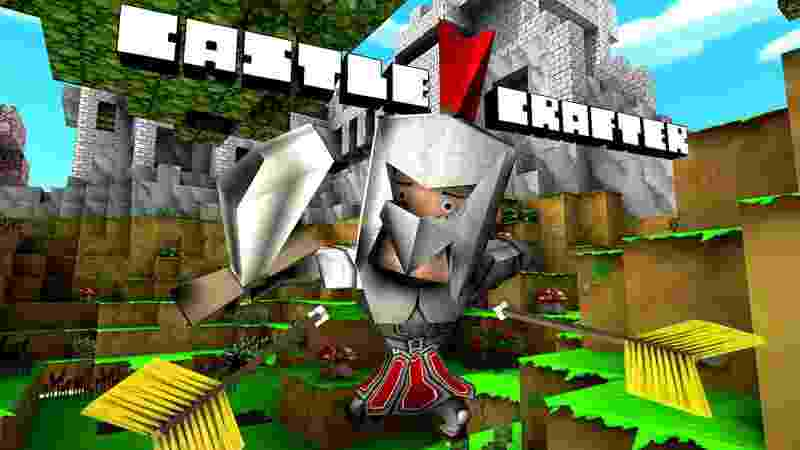 Castle Crafter - android hry zdarma