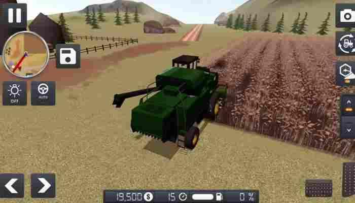 1 - Farmer Sim 2015 - ke stažení