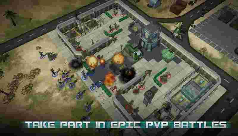 War Force - akční hra ke stažení