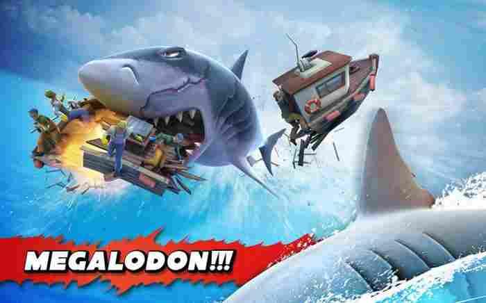 2# Hungry Shark Evolution ke stažení ANDROID