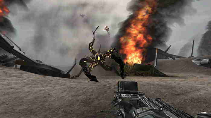 #3 - Edge of Tomorrow Game android hra ke stažení