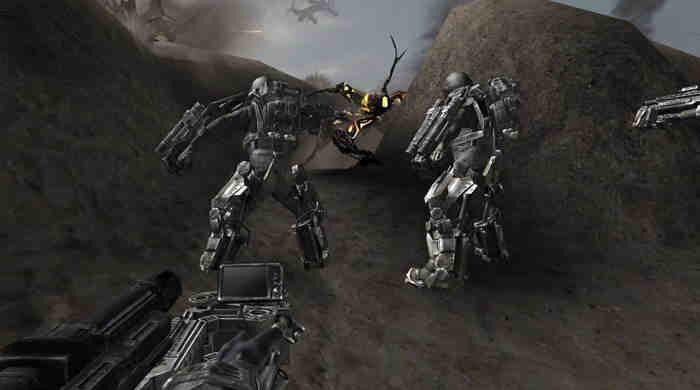 #2 - Edge of Tomorrow Game android hra ke stažení