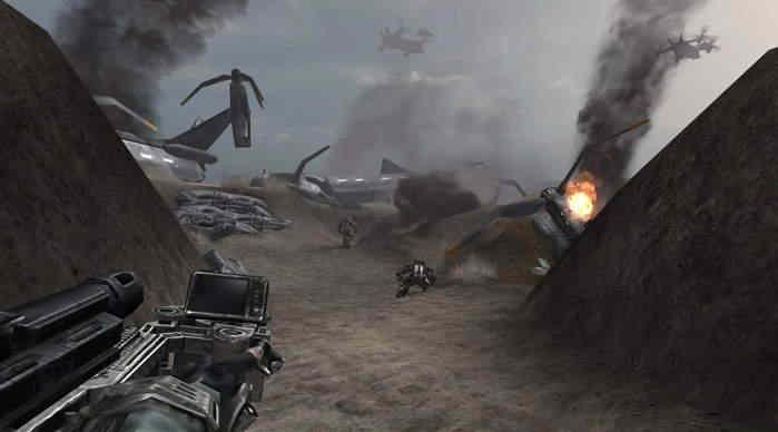 #1 - Edge of Tomorrow Game android hra ke stažení