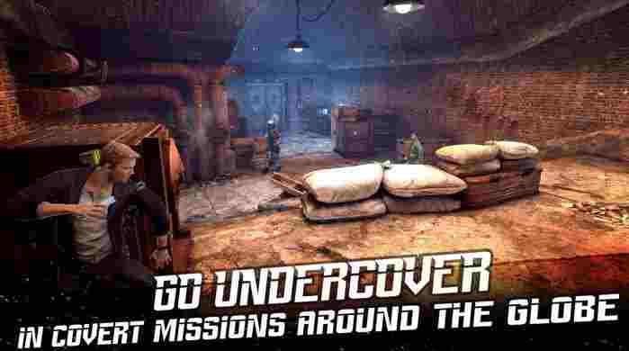 #3 - Mission Impossible RogueNation android hra ke stažení