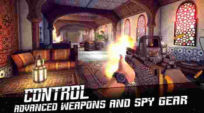 #2 - Mission Impossible RogueNation android hra ke stažení