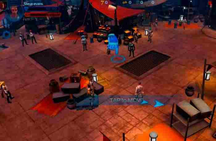 Stahuj RPG akční hru Star Wars: Uprising [421 Mb]