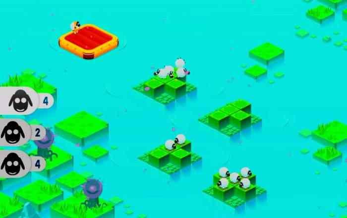 Stáhni si hru Divide By Sheep [47 Mb]