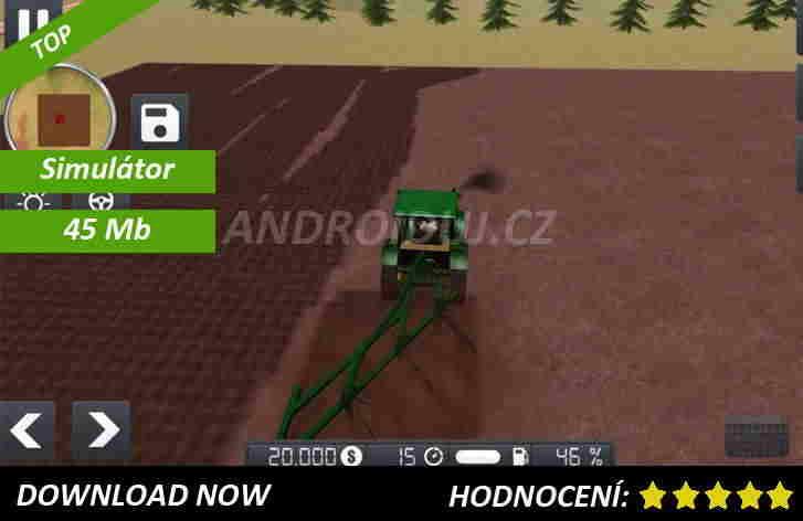 3 - Farmer Sim 2015 - ke stažení