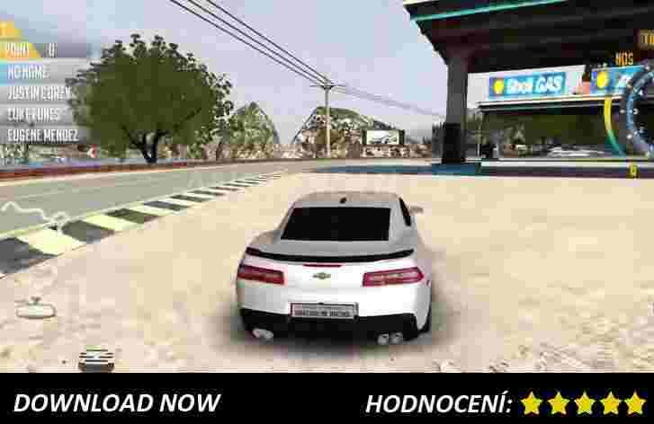 #1 - Adrenaline Racing: Hypercars ke stažení