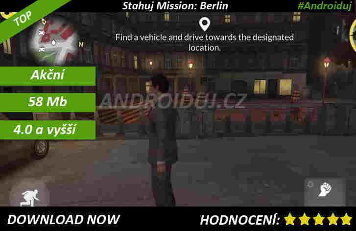Stahuj android hru od – Mission: Berlin