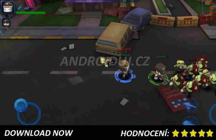 Stáhni si akční hru Call of Mini™ Squad