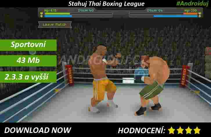 3- Thai_Boxing_League - Ke stažení