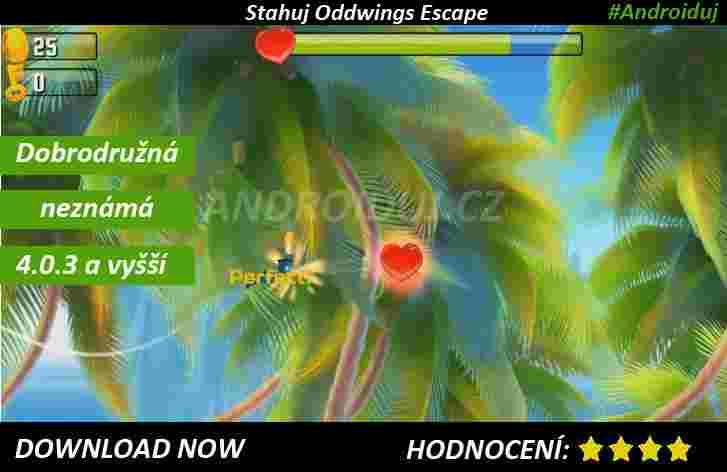 4- Oddwing Escape ke stažení