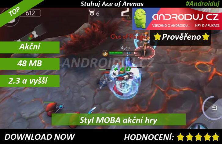 3- Ace of Arenas ke stažení