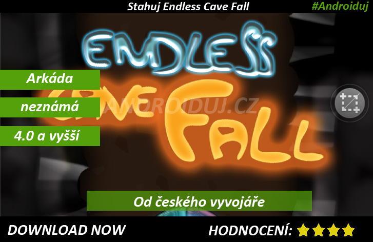 3 - Endless Cave Fall ke stažení