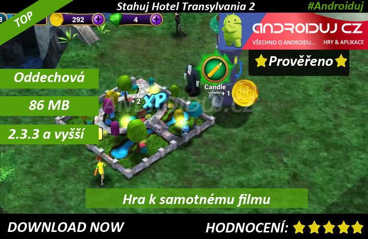 3 - Hotel Transylvania 2 ke stažení